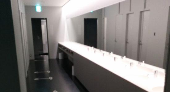ナインアワーズ トイレ/洗面所