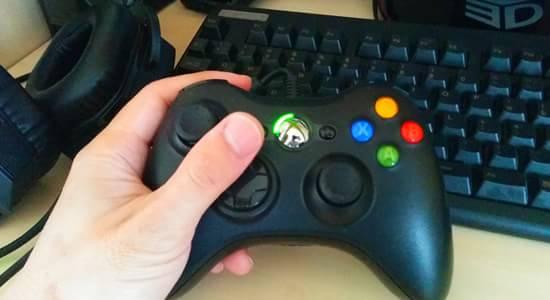 PC用ゲームコントローラー 箱コン
