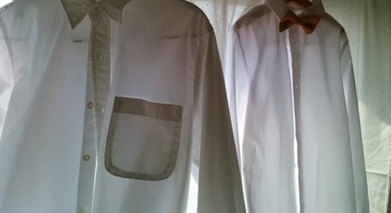 アトピー洗濯物